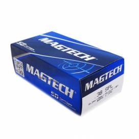 MAGTECH .38Special 158 Grain - 50 pcs. BOX