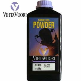 Pólvora VihtaVuori Gun Powder N330 - 0,5kg