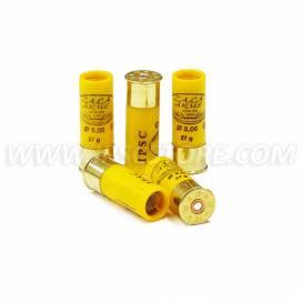 ZALA ARMS IPSC lőszer 8,00mm (9) 27g .12/65mm - 25 darab