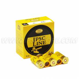 Padrunid ZALA ARMS IPSC 8,00mm (9) 27g .12/65mm - 25pcs BOX