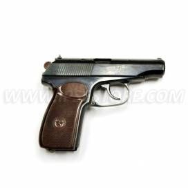 PM / Makarov Pistol, 9x18mm, USED