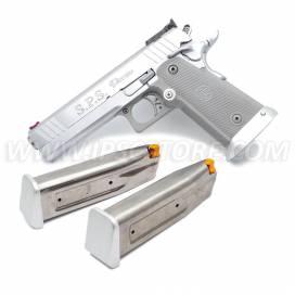 Pistola SPS Pantera Blanca, .40S&W, USADA