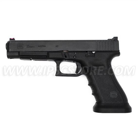 Püstol Glock35 Gen4, .40S&W, Kasutatud