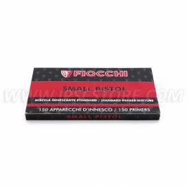 FIOCCHI Small Pistol Primers, 150 pcs. BOX