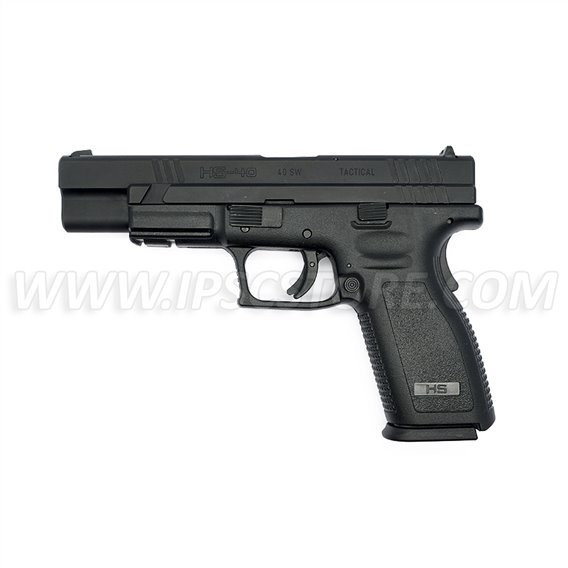 Pistol HS-40 TACTICAL, .40SW 5""