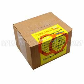 Патроны ARES 9x19 Luger 150gr EPRX 500шт. в коробке
