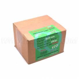 Патроны ARES 9x19 Luger CEPRX 150gr 500шт. в коробке