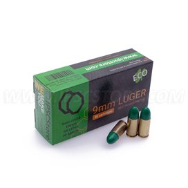 ARES ECO 9x19mm Luger 150gr 50pcs. BOX