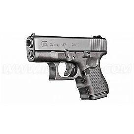 Glock26 Gen4, 9x19mm
