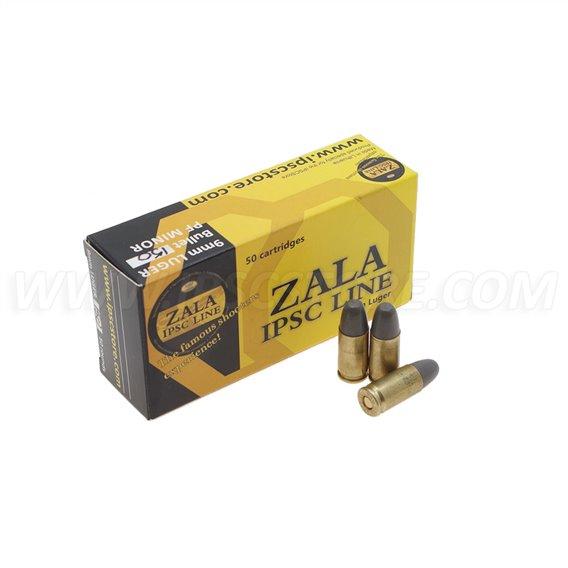 Zala Arms 9mm Luger 50gr TANGO - 50 pcs. BOX