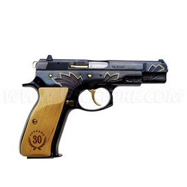 CZ 75 B 30th Anniversary Edition, 9X19MM