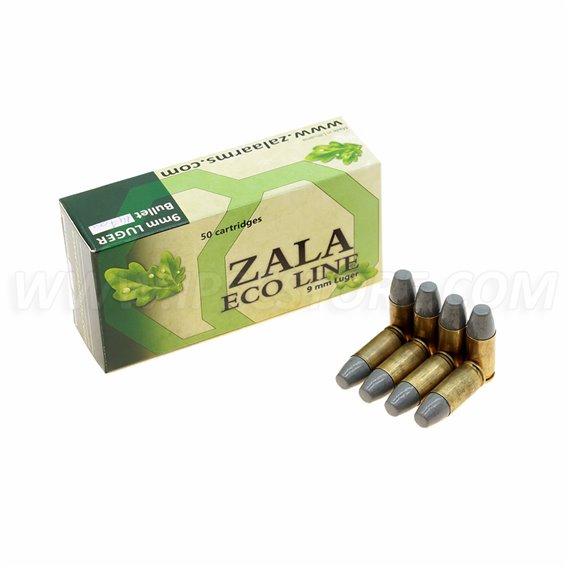 Zala Arms 9mm Luger 147gr AR ECO - 50 pcs. BOX