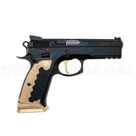CZ 75 SP-01 Shadow Eemann Tech Standard Brass Edition 9x19mm