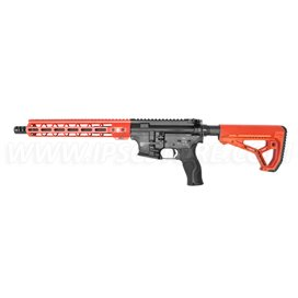 "ADC PCC Rifle 9х19 Luger - IPSC 12.5"" - USMC Red"