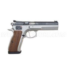 CZ 75 TS, 9x19mm, USED