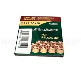 Sellier & Bellot 5.3 LR Primers