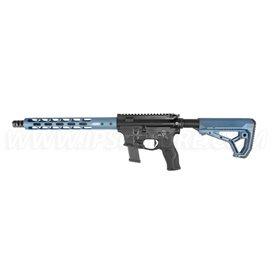 """ADC PCC Rifle 9х19 Luger - IPSC Competition 12.5"""" - Titanium Blue"""